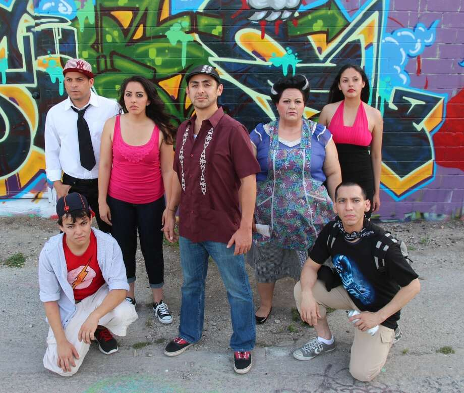 """In the Heights"" opens May 24 at the Woodlawn Theatre. Photo courtesy of the Woodlawn Theatre."