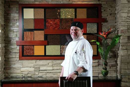 """Seasons 52Chef James Holets, who previously worked for Landry's and other restaurants across the country, helms the kitchen at new Seasons 52 restaurant.Holets is no stranger to Houston, but a lot has changed in the eight years since he's lived here. """"It's exciting to be back,"""" he said. """"The food scene has always been  here because of the population. The living scene here is the whole  package.""""One thing you may not know about Holets:""""I know all the Texans fans may want to turn their heads, but I'm a huge Pittsburgh Steelers fan."""" Photo: Mayra Beltran, Staff / © 2013 Houston Chronicle"""