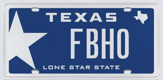 Now 39 S Your Chance To Score 7 Letter License Plates