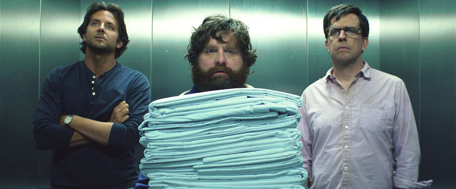 """The French knew """"The Hangover"""" as """"Very Bad Trip,"""" when it was. Photo: Courtesy Warner Bros. Pictures"""