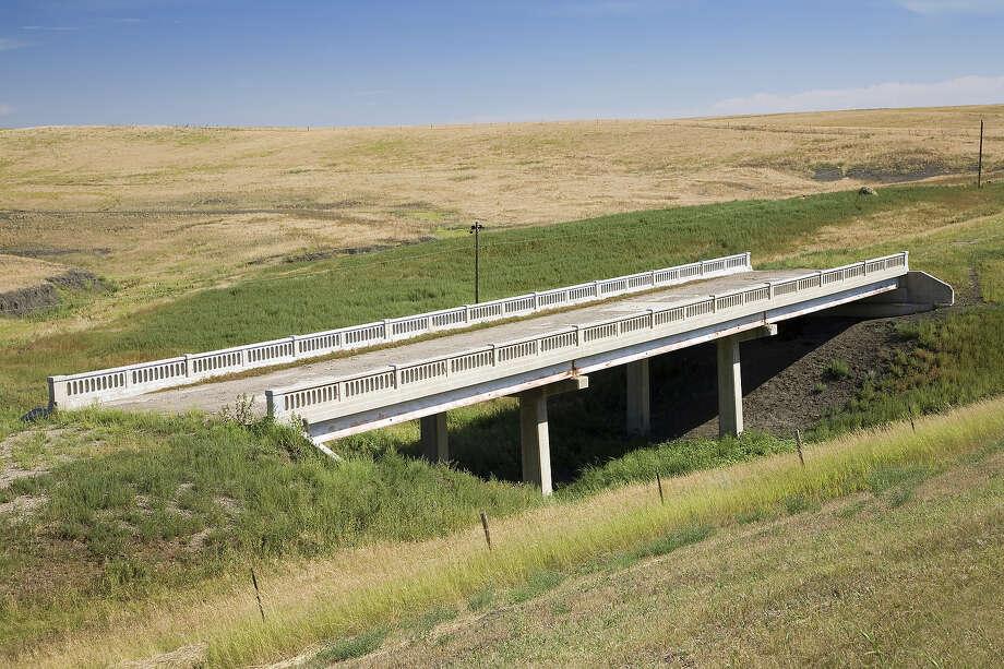 18.2% of Nebraska bridges are deemed structurally deficient. Photo: Joseph Sohm-Visions Of America, Getty Images / (c) Joseph Sohm-Visions of America
