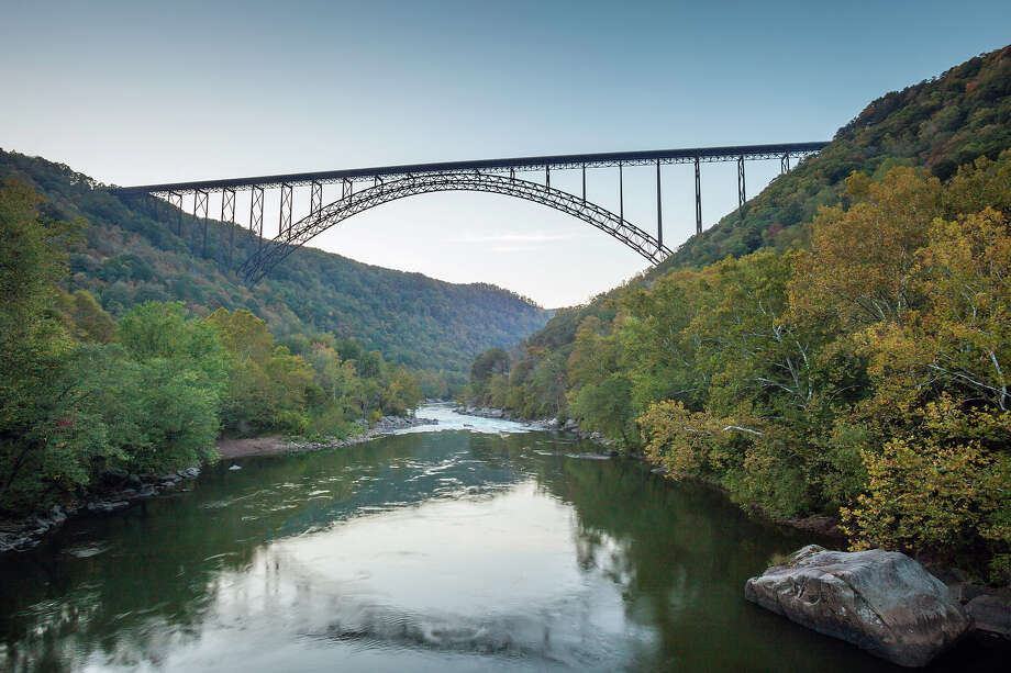 16.7% of West Virginia bridges are deemed structurally deficient. Photo: Bob Stefko, Getty Images / (c) Bob Stefko