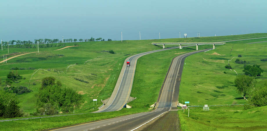 16.1% of North Dakota bridges are deemed structurally deficient. Photo: Bob Pool, Getty Images / (c) Bob Pool