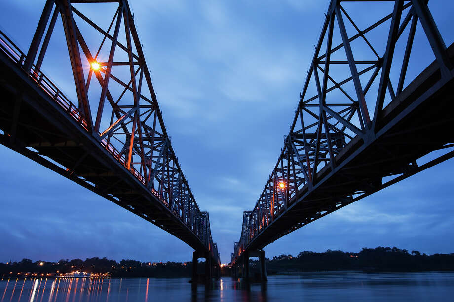 15.5% of Mississippi bridges are deemed structurally deficient. Photo: Walter Bibikow, Getty Images / (c) Walter Bibikow