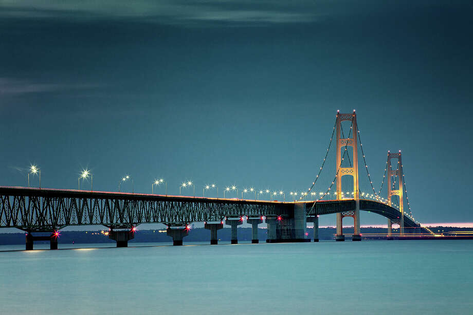 13.1% of Michigan bridges are deemed structurally deficient. Photo: Kim Kozlowski Photography, LLC, Getty Images/Flickr RF / Flickr RF