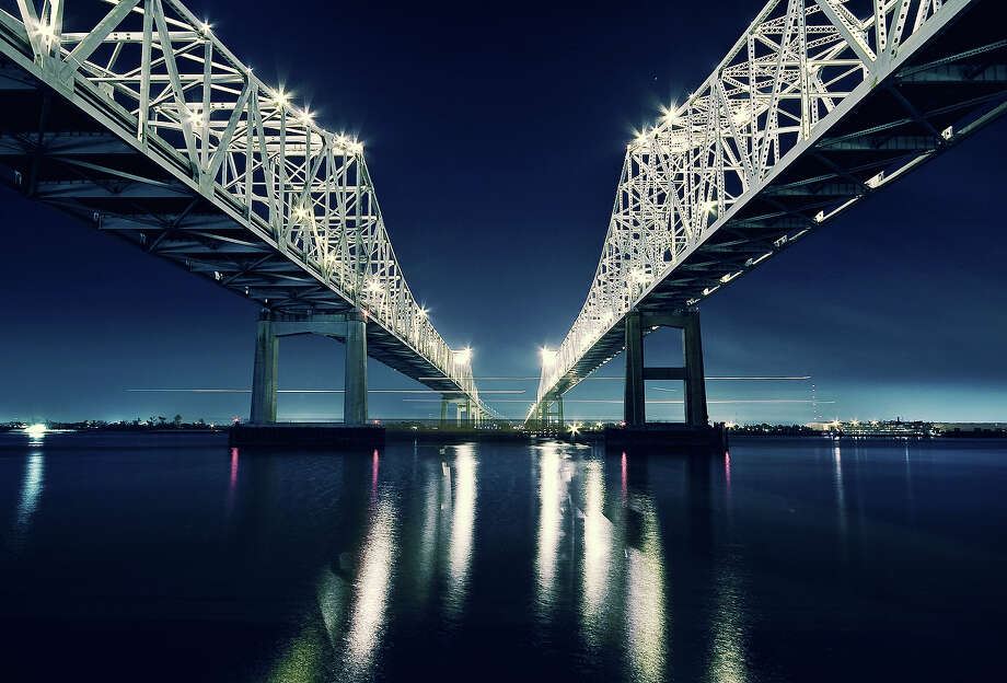 12.9% of Louisiana bridges are deemed structurally deficient. Photo: Photo By Alex Gaidouk, Getty Images/Flickr RM / Flickr RM