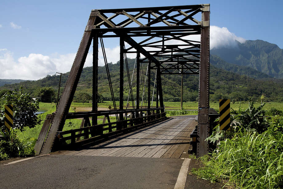 12.4% of Hawaii bridges are deemed structurally deficient. Photo: Constantgardener, Getty Images / (c) constantgardener