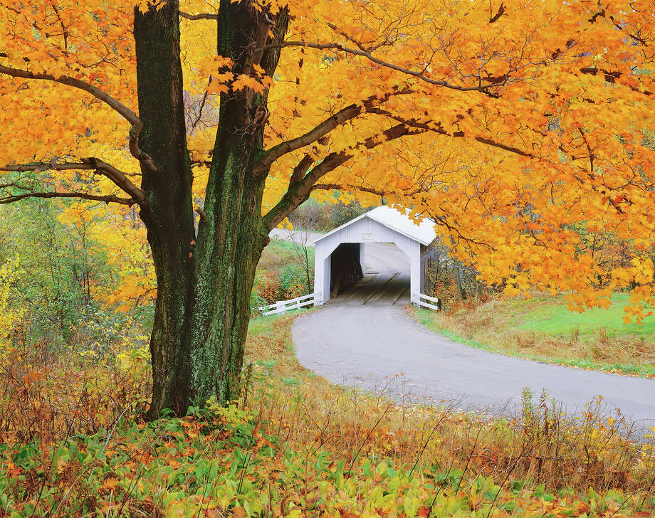 12% of Vermont bridges are deemed structurally deficient. Photo: Ron And Patty Thomas, Getty Images / (c) Ron and Patty Thomas