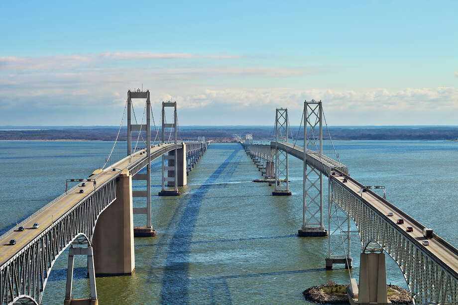 6.9% of Maryland bridges are deemed structurally deficient. Photo: Greg Pease, Getty Images / (c) Greg Pease