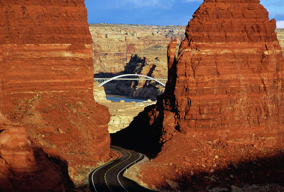4.5% of Utah bridges are deemed structurally deficient. Photo: David Schultz, Getty Images / (c) David Schultz