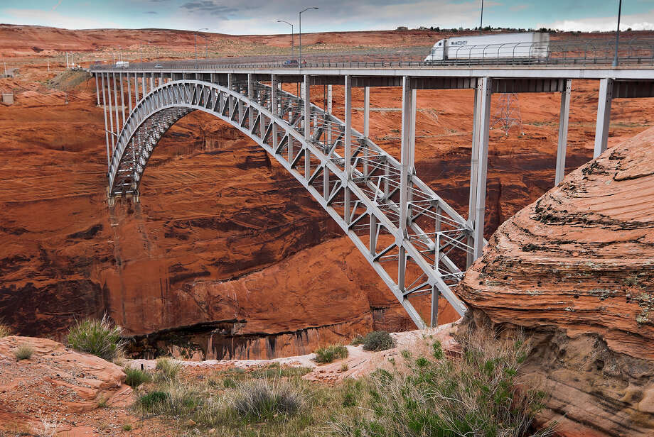 3% of Arizona bridges are deemed structurally deficient. Photo: Rafael Rojas Photography, Getty Images / (c) Rafael Rojas Photography
