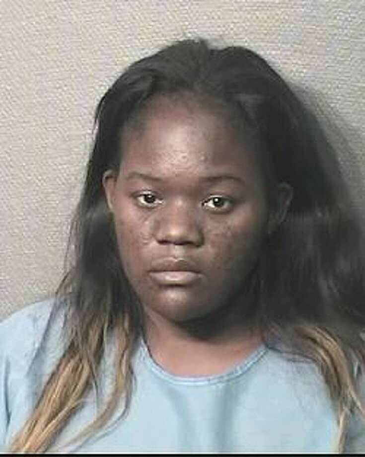 Shiquinta Franklin, 21, has been charged with murder in connection with a fatal crash Thursday afternoon in northeast Houston. Photo: Houston PD