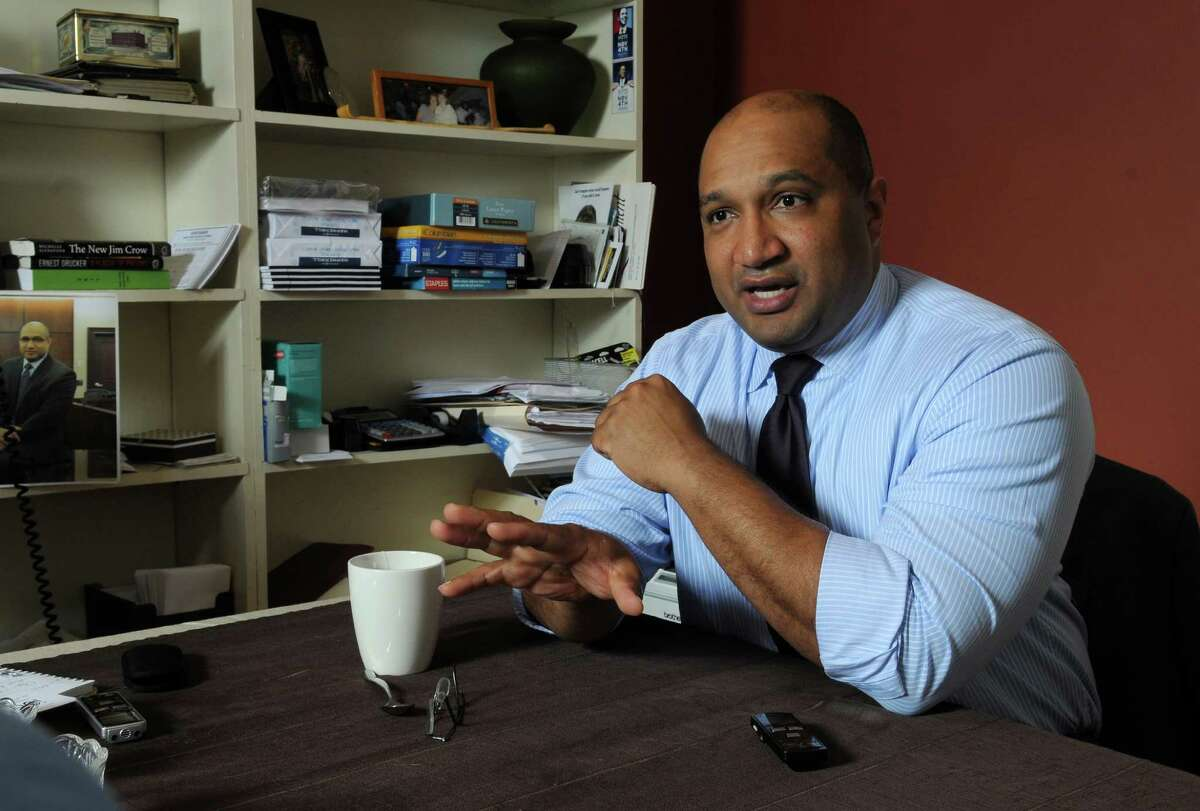 Albany County District Attorney David Soares on May 15, 2012 in Albany, NY. (Times Union archive)