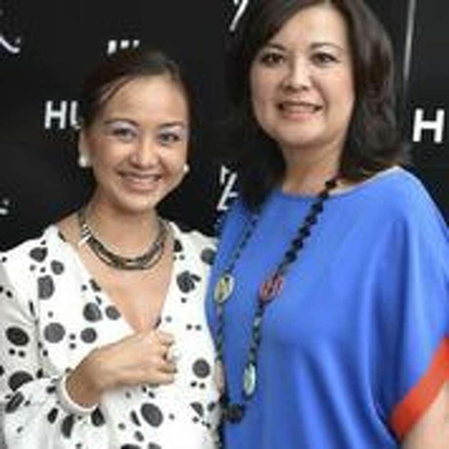 Jakie Nguyen and Nicole Nguyen