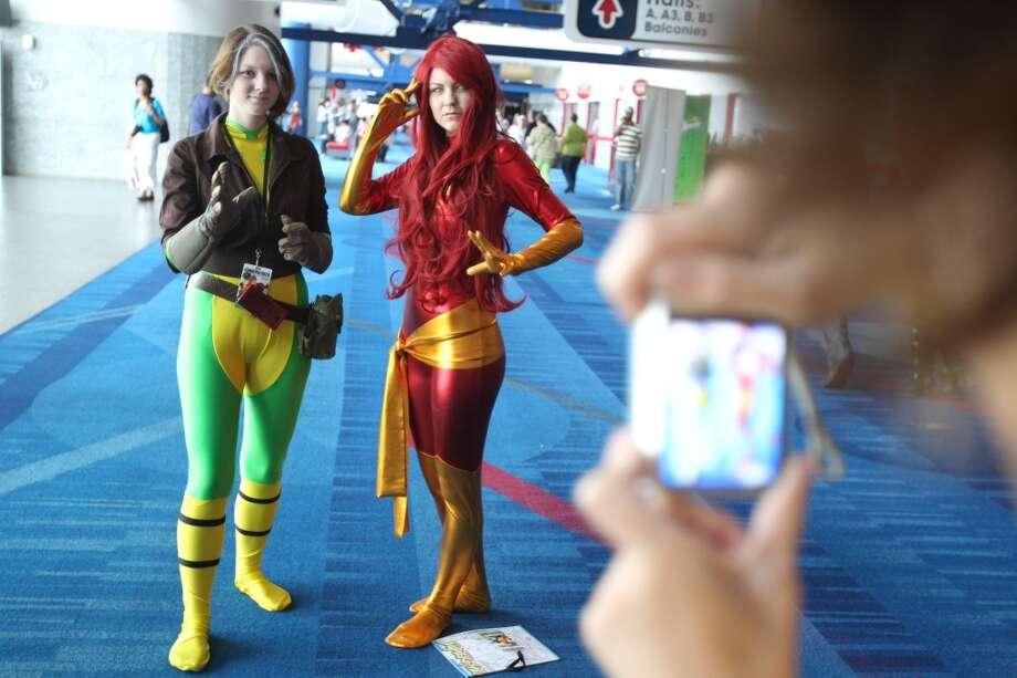 Comicpalooza 2013.