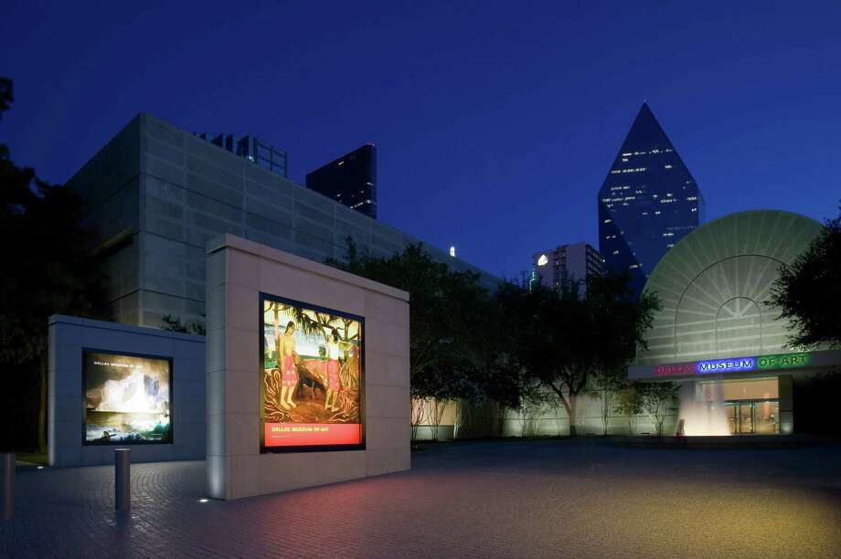 General admission is free at the  Dallas Museum of Art, which caps one end of the city's Arts District. Its Reves Collection, below, replicates a home once owned by Coco Chanel. Photo: Dallas Museum Of Art