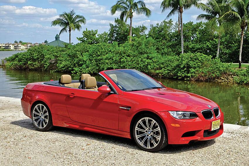 2013 BMW M3 Convertible (photo by Dan Lyons)