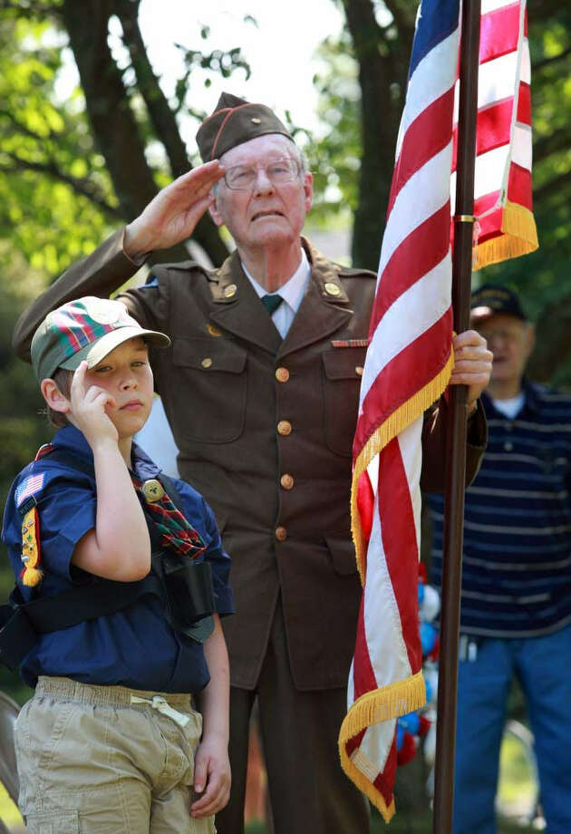Memorial Day is a time to reflect upon and honor the sacrifices made by America's military heroes, who preserved the freedom we so frequently take for granted. They deserve our gratitude every day. Photo: File Photo, Associated Press