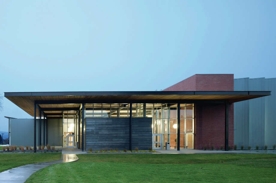 The other Honor Award winner is the Wenatchee Valley College Music and Arts Center. Photo: Integrus Architecture