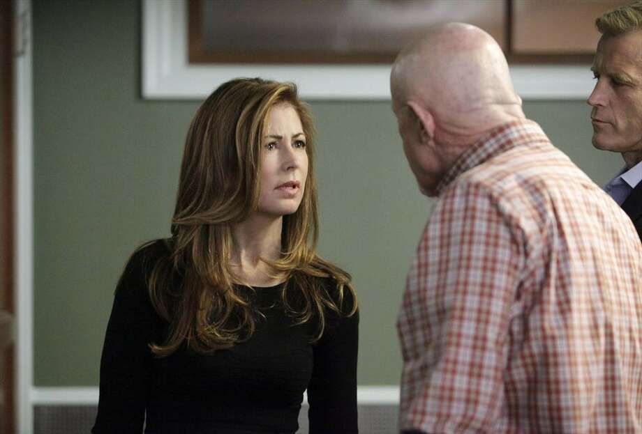 """Megan (Dana Delany) investigates her father's death - which she always believed to be a suicide - and turns up more questions than answers in the series finale of """"Body of Proof"""" at  9 p.m. Tuesday on ABC. Photo: Nicole Wilder, ABC"""