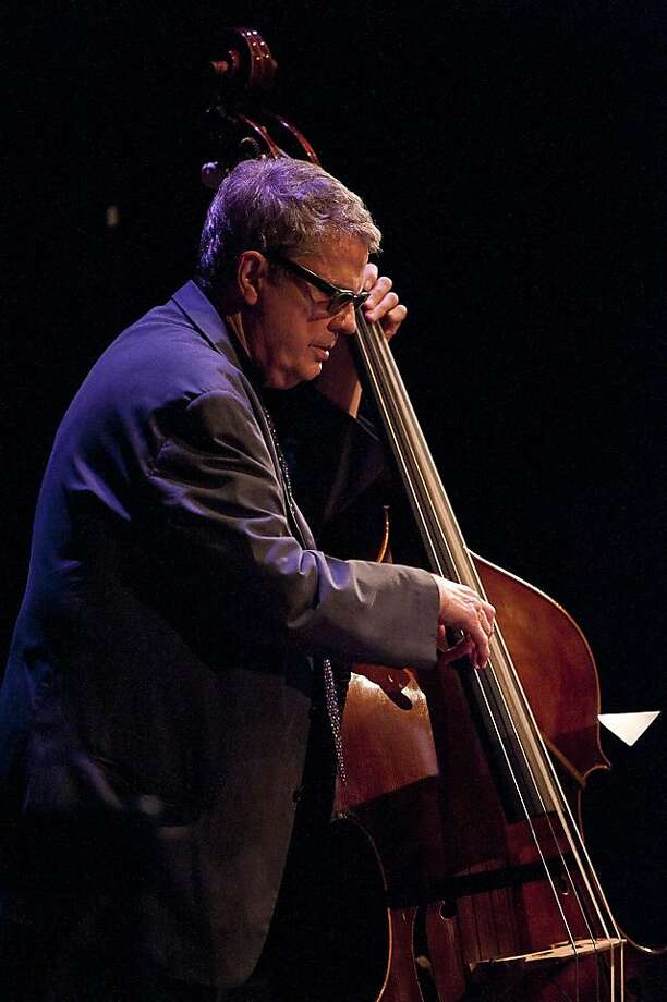 Charlie Haden will be joined by extended musical family. Photo: George Wells, Healdsburg Jazz Festival