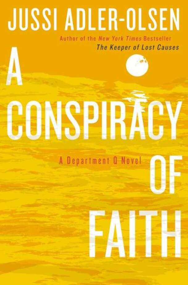 """A Conspiracy of Faith"" by Jussi Adler-Olsen Photo: Xx"