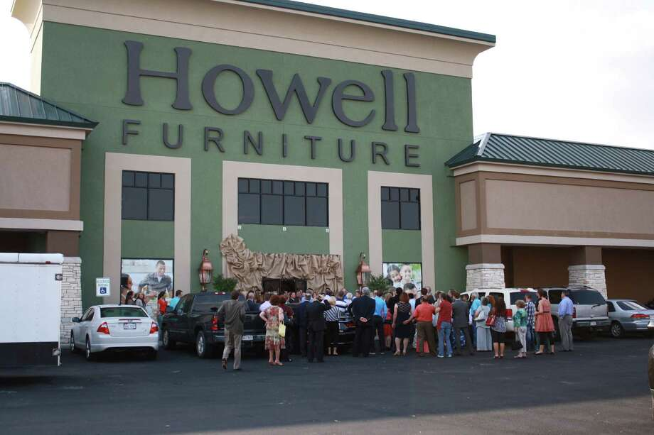 Howell Furniture opened its third location in Mid County on May 2. Located at 2018 FM 365 in Nederland, the newest store offers an assortment of furniture for the living room, bed room and dining room. Photo: Jose D. Enriquez III