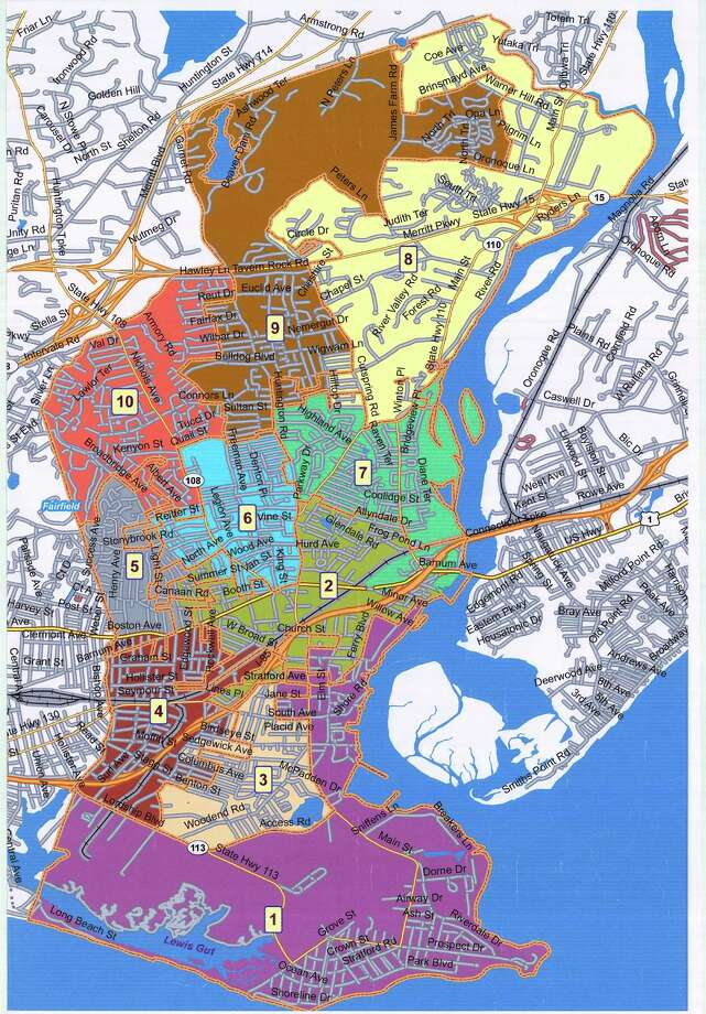 Stratford voting districts ( Photo: Contributed Photo