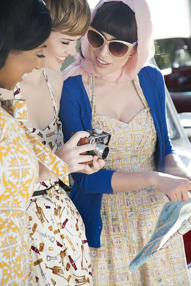 Modcloth is a pioneering ecommerce retailer started by Susan and Eric Koger, and inspired by Susanâ??s love of vintage clothing. Photo: Modcloth
