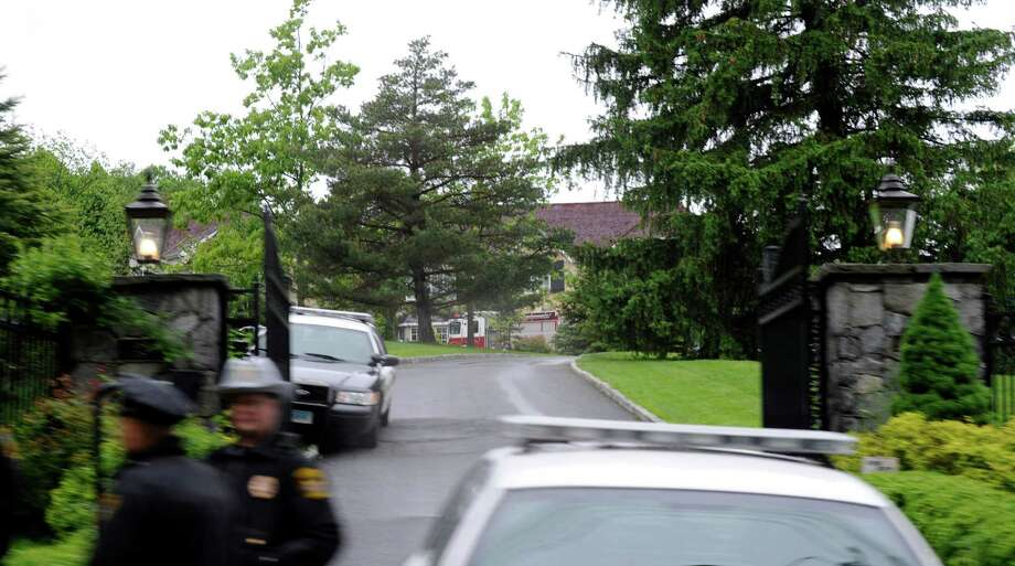 A shooting occurred Friday evening, May 24, 2013 at 423 Ridgebury Rd in Ridgefield, Conn. Photo: Carol Kaliff / The News-Times