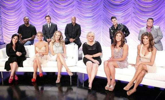 """Hope Solo with other """"Dancing with the Stars"""" competitors. They included Ron Artest of the Los Angeles Lakes, actor David Qrquette, reality-TV stars Kristin Cavallari, Carson Kressley and Rob Kardashian, HLN's legal analyst Nancy Grace, talk show icon Ricki Lake, war veteran and actor J.R. Martinez, entertainer Chynna Phillips, entertainment legends Sonny and Cher's son Chaz Bono, and model Elisabetta Canalis. Photo: ABC Photo"""