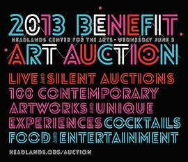 Headlands Center for the Arts holds its annual art auction June 5.