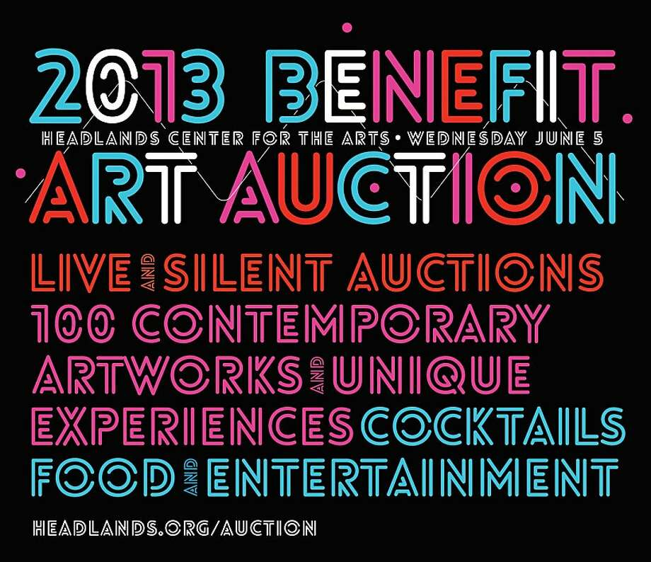 Headlands Center for the Arts holds its annual art auction June 5. Photo: Headlands Center For The Arts