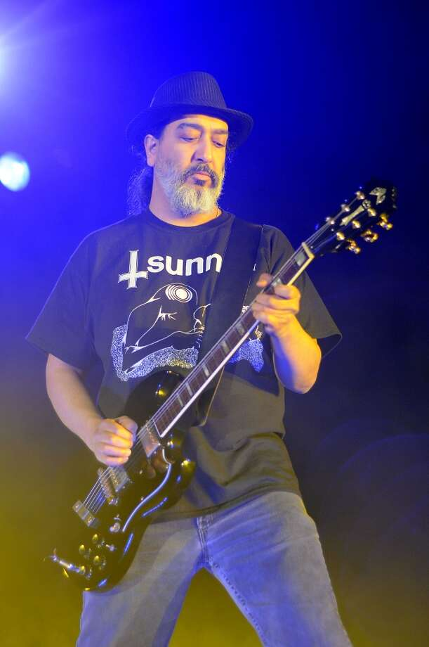 Soundgarden guitarist Kim Thayil