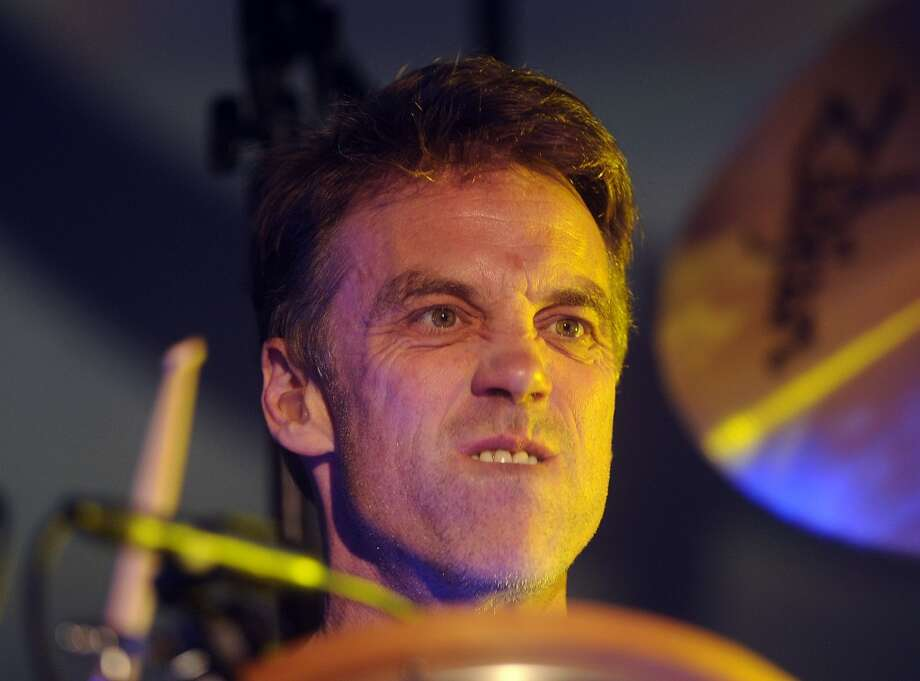 Soundgarden's Matt Cameron.
