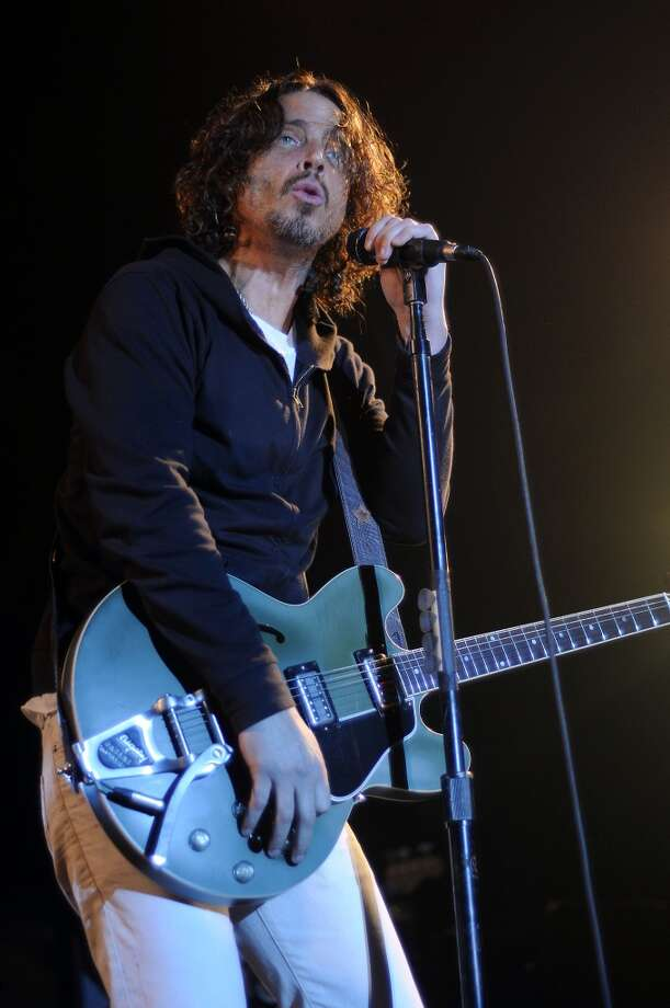 Soundgarden's Chris Cornell performs at the Bayou Music Center Friday May 24, 2013.(Dave Rossman photo)