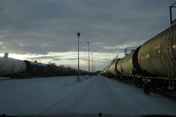 NuStar Asphalt has been transporting heavy crude from western Canada to its two East Coast asphalt plants since late in 2011.