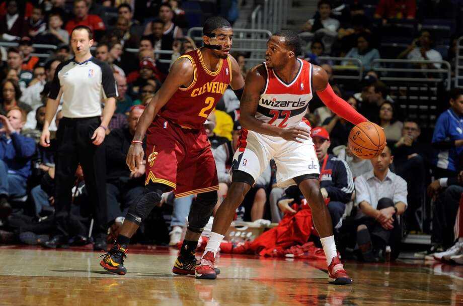 2011 - Shelvin Mack  After his college career at Butler, the shooting guard was drafted by the Washington Wizards. He has had several stints in the NBA D-League but finished the 2013 season with the Atlanta Hawks.