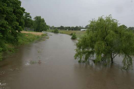 The SA River at Eagleland Photo: Markus Haas / Express-News