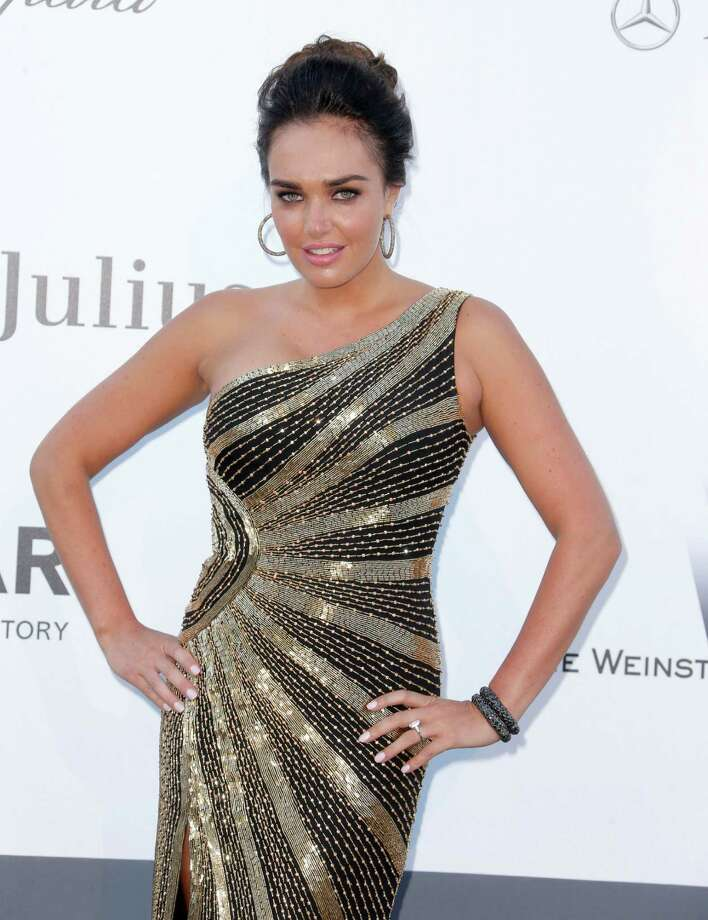 Tamara Ecclestone arrives at amfAR Cinema Against AIDS benefit at the Hotel du Cap-Eden-Roc, during the 66th international film festival, in Cap d'Antibes, southern France, Thursday, May 23, 2013. Photo: AP