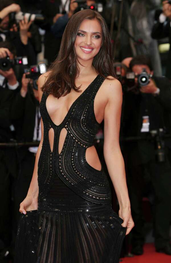 Model Irina Shayk arrives for the screening of the film All Is Lost at the 66th international film festival, in Cannes, southern France, Wednesday, May 22, 2013. Photo: AP