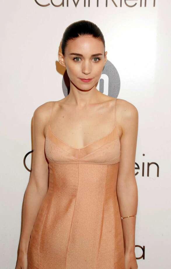 FILE - This May 16, 2013 file photo shows actress Rooney Mara wearing a Calvin Klein dress as she arrives at the Calvin Klein party, in Cannes, southern France. Photo: AP