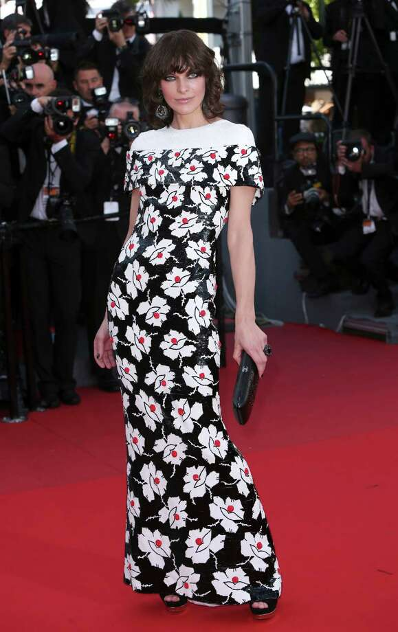 "FILE - May 20, 2013 file photo shows Actress Milla Jovovich at the screening of ""Blood Ties"" at the 66th international film festival, in Cannes, southern France. Photo: AP"