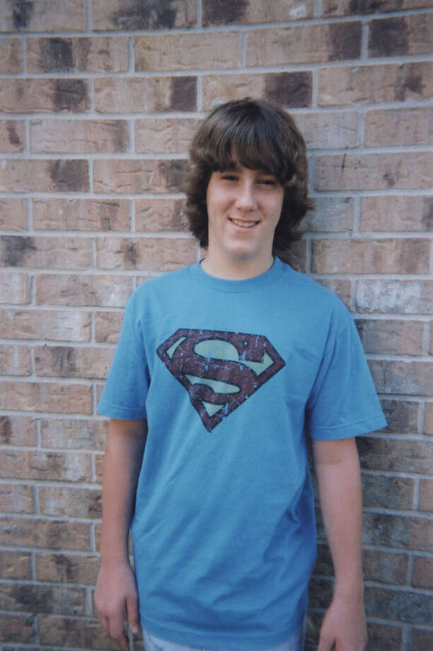 Logan Jones, 13, drowned in June 2004 when he was playing in a northeast Houston drainage ditch swollen by heavy rain and was swept into a concrete culvert. He had recently auditioned for a movie. Courtesy photo. / handout