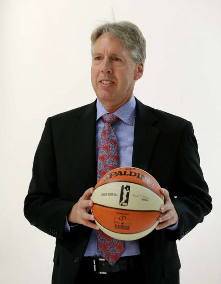 Brian Agler Head Coach  Age: 54 | WNBA coaching experience: 10 years (WNBA Coach of the Year: 2010)