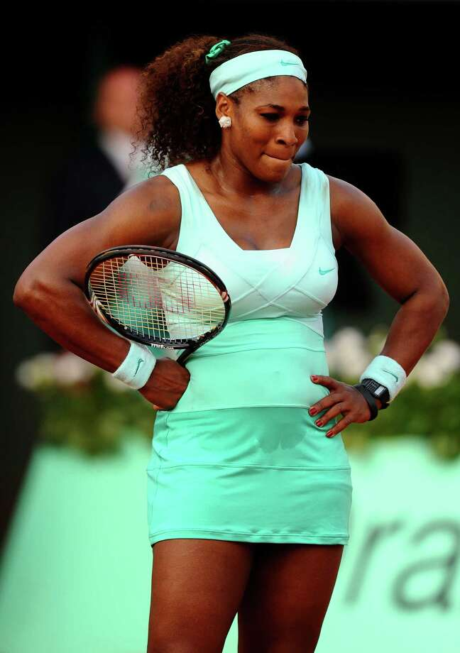 Since losing her opening match at last year's French Open, Serena Williams has produced a 67-3 record. Photo: Mike Hewitt, Staff / 2012 Getty Images