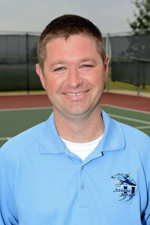 Tennis coach of the year Sean Reno.