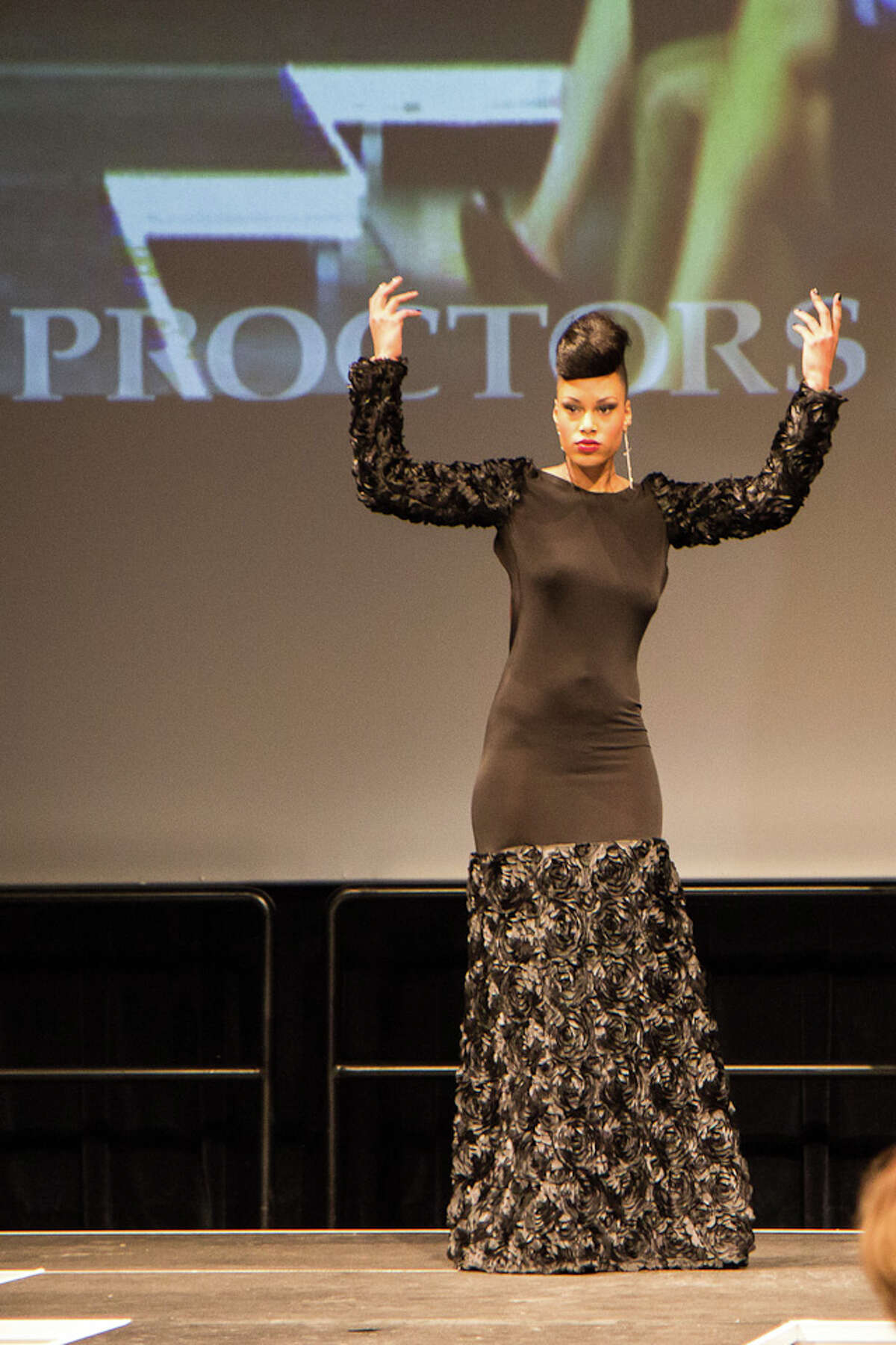 Were you Seen at the 4th Annual Electric City Couture Runway Fashion Show at Proctors in Schenectady on Friday, May 24, 2013?