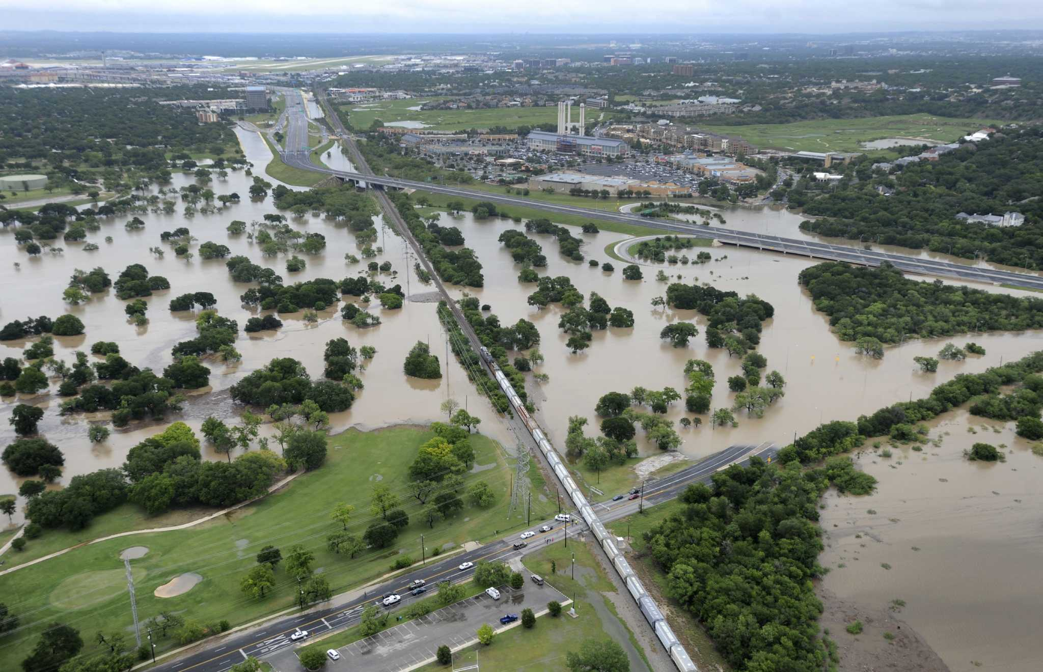 Surprise Flooding Proves Deadly Damaging For S A Expressnews Com
