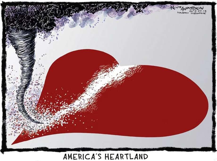 Nick Anderson Houston Chronicle
